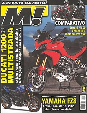 Moto.184 Abr10- Xre300 Yfr125 Fz8 Rtr150 Mirage150 Bmwr1200