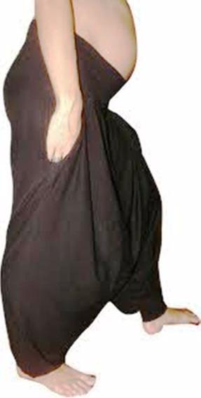 Pantalon Babucha Chiripa Mujer Talles Al Xxxxxxxxxxl Jean