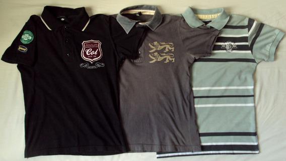 Camisas Gola Pólo Pp