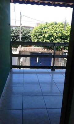 Sobrado 3 Dormitórios, 500 Metros Da Praia