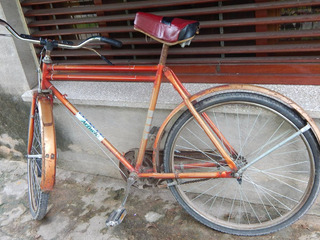 Antigua Bicicleta Adulto Hombre