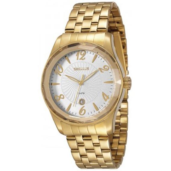 Relógio Seculus Feminino 69505lpsvds1