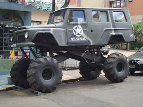 Big Foot Rural F 75