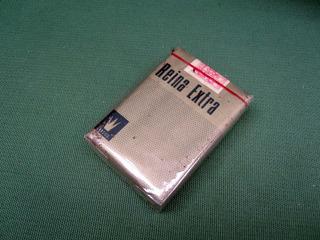 Cajetilla Cigarrillos Reina Extra Sellados -antiguos-paragua