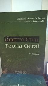 Direito Civil - V.1- Parte Geral- Cristiano Chaves De Farias