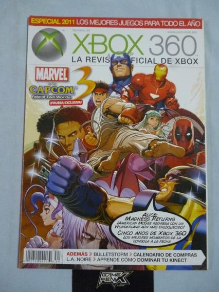 Revista Oficial Xbox 360. No. 34. Game Fenix