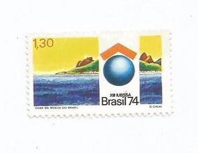 Selo Brasil,união Intern Empréstimos Habitação 74,rhm C858,n