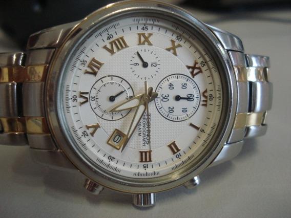 Technos Chronograph Clássico Misto