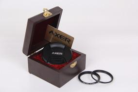 Lente Axer Wide Angle E Macro - Canon Nikon Sony
