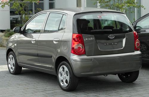 Sucata Peças Kia Picanto - Motor Câmbio Lataria