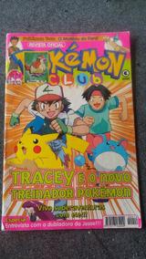 Revista Oficial Pokemon Club 14 Coleçao Colecionador #vm