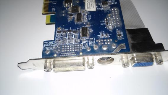 Placa De Video Geforce 6200, 256mb