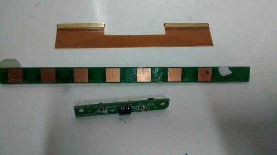 Tonomac Led39e600to Teclado Ir Flex