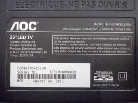 Cabo Lvds Usado Tv Aoc 26 - Mod.le26w