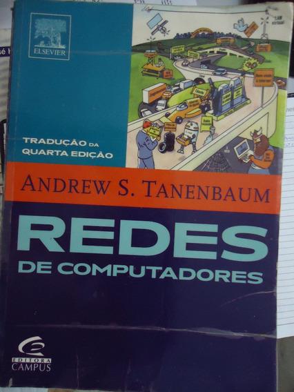 Livro Redes De Computadores De Andrew S. Tanenbaum