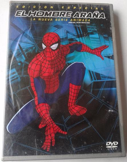 El Hombre Araña La Nueva Serie Animada Edic Especial 2 Dvds