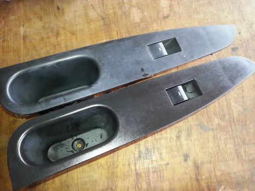 Botao Vidro Traseiro Ford Fusion Com Moldura (cada Lado)