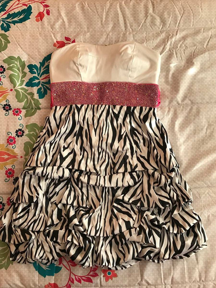 Vestido De Fiesta Ruby Rox Niña