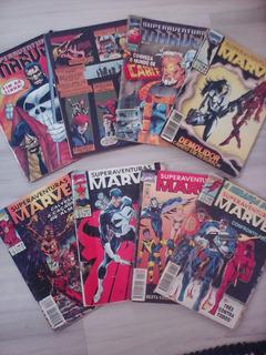 Superaventuras Marvel Lote 8 Gibis
