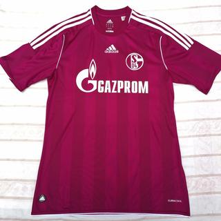 V13391 Camisa adidas Schalke 04 Away 11/13 M Fn1608