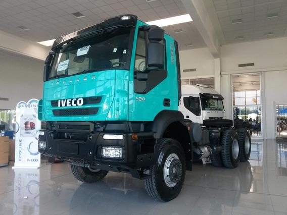 Iveco Trakker 6x4 440 Cv 0 Km