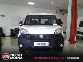 Fiat Doblo Cargo Active 1.4 16v 2018 Blanco 2 Puertas