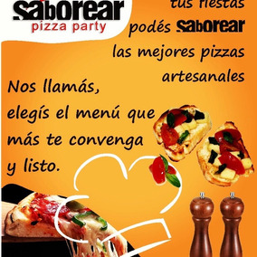 Pizza Party, Tacos, Promo Menu Completo!!,zona Oeste