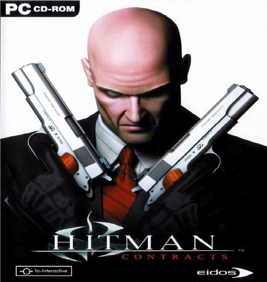 Game Lacrado Pc Hitman Contracts 2 Discos