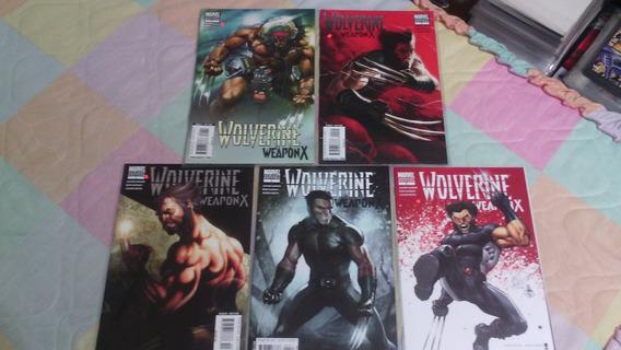 Wolverine Weapon X Ultimate Wolverine Vs Hulk