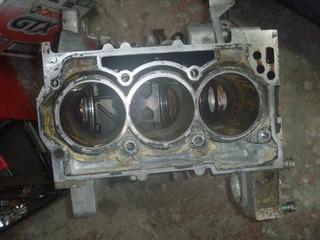 Vendo Block De Motor De Skoda Fabia, 1.2, Año 2006, 3 Cilind