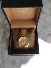 Relógio Guess Feminino Gold Dourado