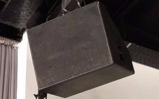 Monitor Escenario Con Rigging Eaw Sm 500 Clon Copia Fiel