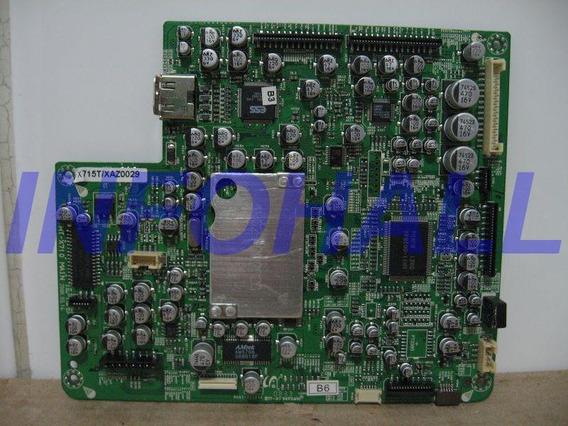 Placa Main Ah41-01124a Samsung Ht-x715 Funcionando 100%