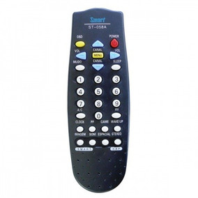 Controle Tv Philips Rc110 / Rc058 Rcp
