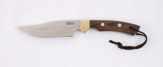 Cuchillo Mission De Caza . Acero Negro