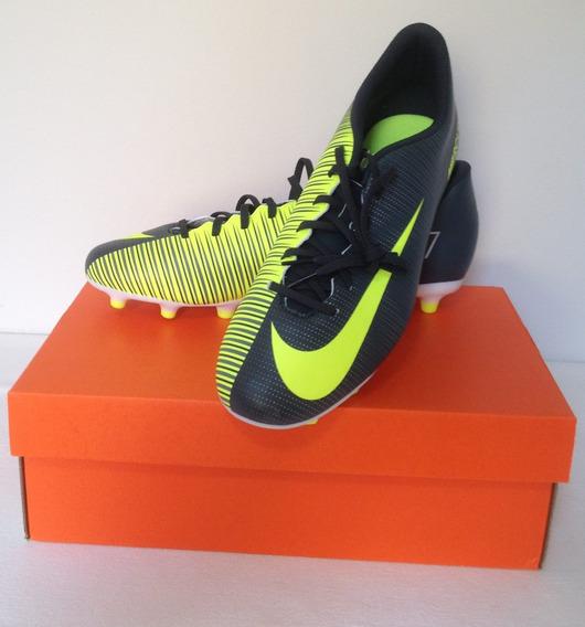 Chuteira Nike Mercurial Vortex 3 Cr7 Fg Campo