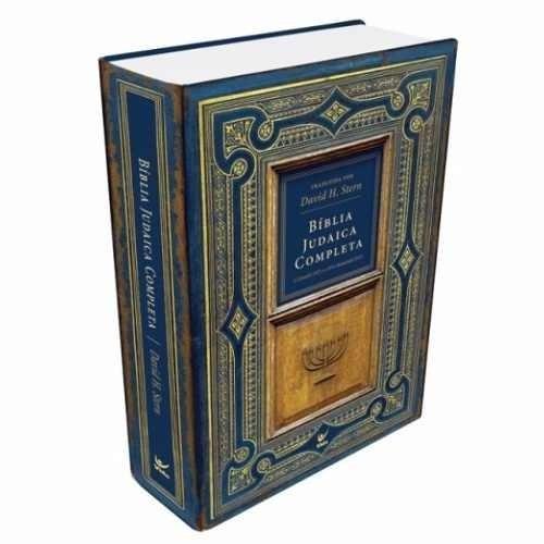 Imagem 1 de 1 de Bíblia Judaica Completa Capa Dura David H Stern