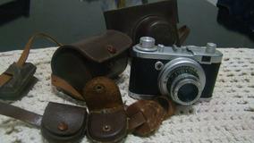 Câmera Fotográfica Diax Voss Com Vários Acessórios. R A R O