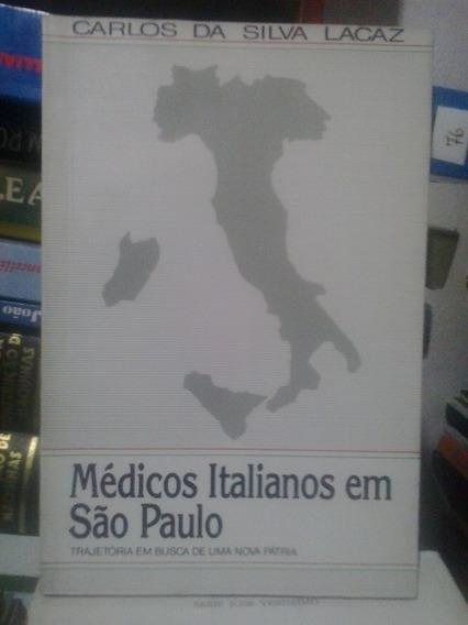 Médicos Italianos Em São Paulo Carlos Lacaz - Aquarela 1989