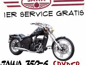 Moto Jawa Spyder 350 0km 2017