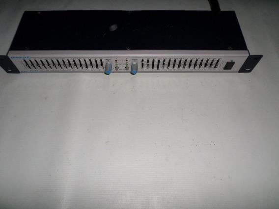 Equalizador Gráfico 15 Bandas Oneal Stereo Oge1520