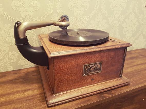 Gramofone Victrola Victor 1913