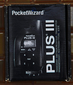 Radio Flash Pocketwizard Plus Iii