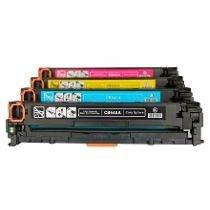 Kit - Toner Compatível Hp 540/320 - 4 Cores