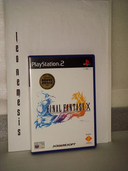 Final Fantasy X (10) ( Bonus Dvd )