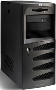 Servidor Hp Server Tc2120, Hdd40gb,ddr256,dvdr. Remate Final