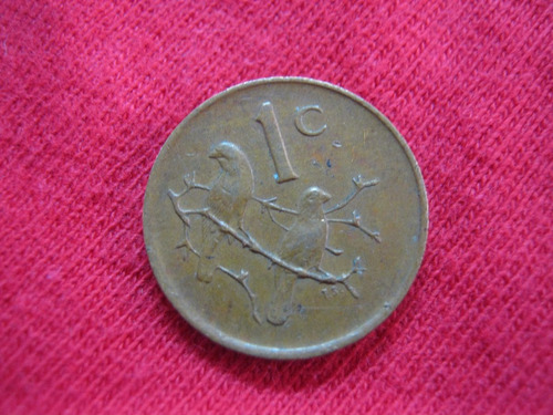 Imagen 1 de 2 de Sudafrica 1 Cent
