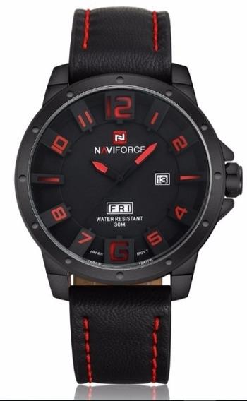 Relógio Masculino Naviforce Modelo Nf9061m