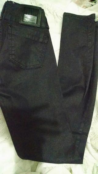 Calça Jeans Damyller Resinada Tamanho 38