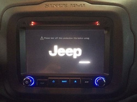Central Multimidia Jeep Renegade Original  Pcd